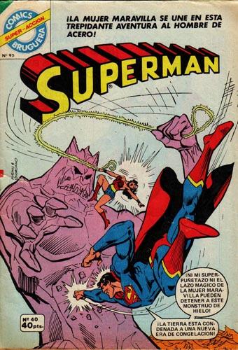 [Valenciana, Vértice, Bruguera] DC Comics 4010