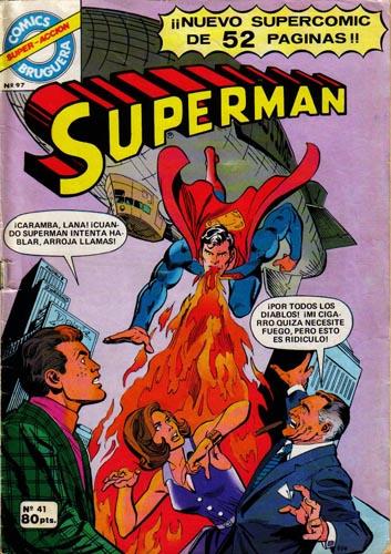 [Valenciana, Vértice, Bruguera] DC Comics 4110