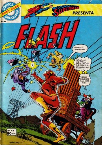 [Valenciana, Vértice, Bruguera] DC Comics 4210