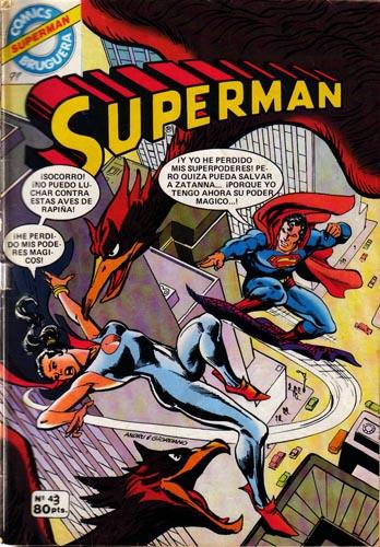 [Valenciana, Vértice, Bruguera] DC Comics 4310