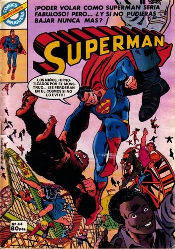 [Valenciana, Vértice, Bruguera] DC Comics 4410
