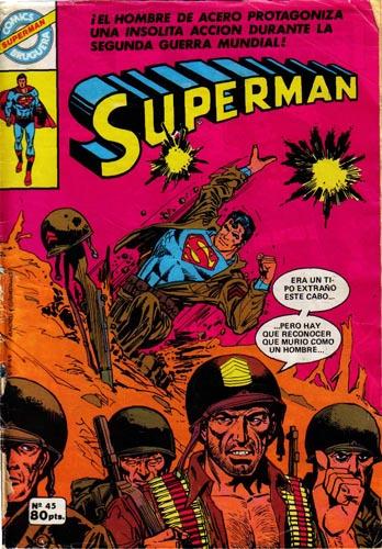 [Valenciana, Vértice, Bruguera] DC Comics 4510