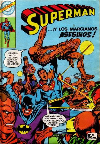[Valenciana, Vértice, Bruguera] DC Comics 4610