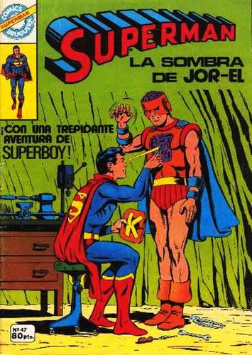 [Valenciana, Vértice, Bruguera] DC Comics 4710
