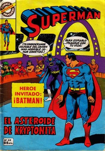 [Valenciana, Vértice, Bruguera] DC Comics 4810