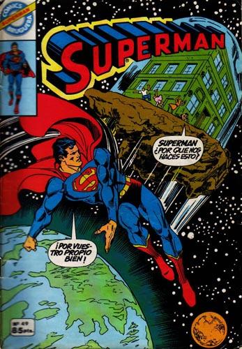 [Valenciana, Vértice, Bruguera] DC Comics 4910