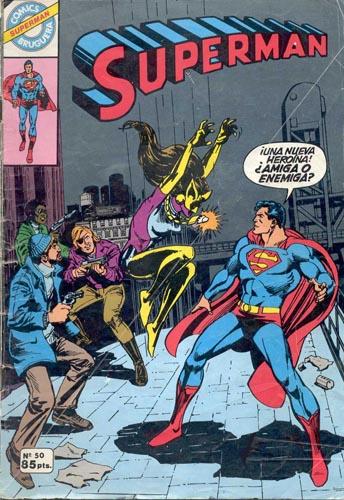 [Valenciana, Vértice, Bruguera] DC Comics 5010