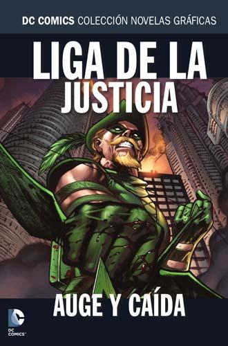 106 - [DC - Salvat] La Colección de Novelas Gráficas de DC Comics  61_jla10