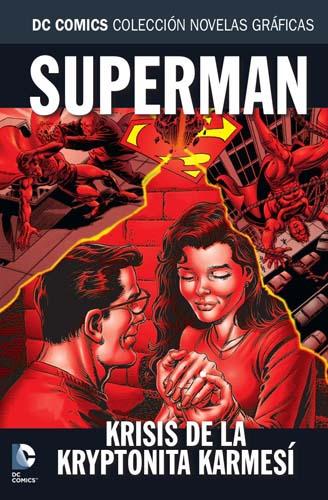 411 - [DC - Salvat] La Colección de Novelas Gráficas de DC Comics  63_kri10