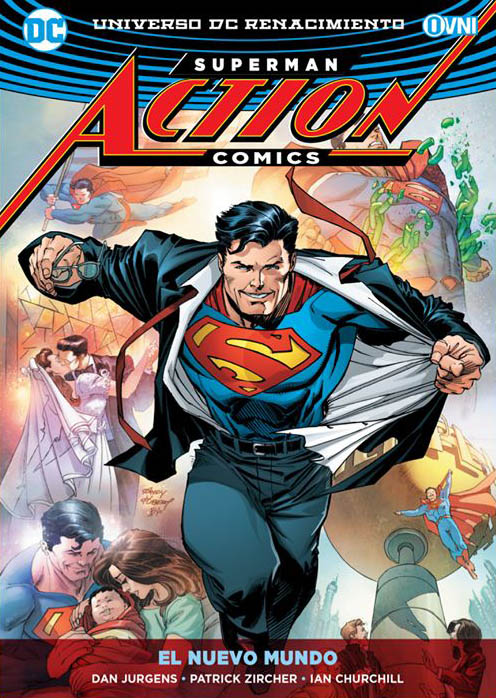 [OVNI Press] DC Comics Action12