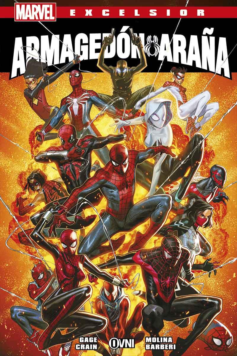 [Marvel - Ovni-Press] Consultas y novedades - Referente: Skyman v3 - Página 18 Armage10