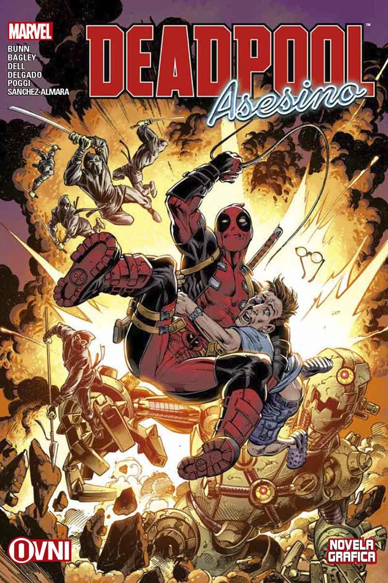[OVNI Press] Marvel Comics y otras - Página 9 Asesin10
