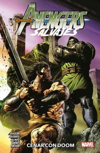 Marvel Panini Latam / Argentina Avenge16