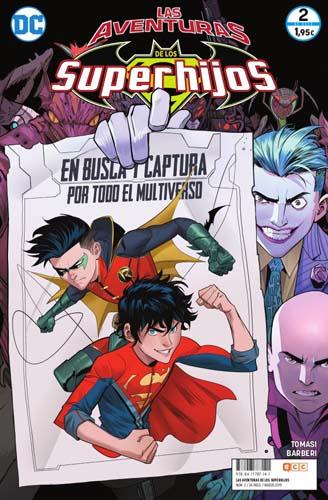 [ECC] UNIVERSO DC - Página 6 Aventu13