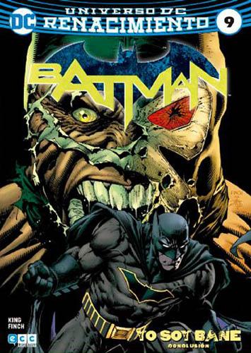 [ECC Argentina] DC Comics Batman30