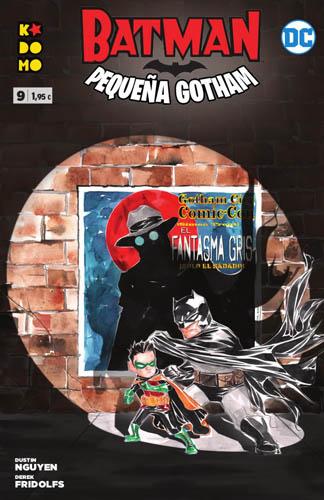 [DC - ECC España] Consultas y Novedades - Página 7 Batman37