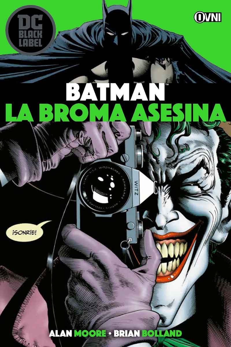[CATALOGO] Catálogo OVNI Press / DC Comics Batman51