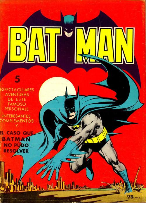[Valenciana, Vértice, Bruguera] DC Comics Batman76