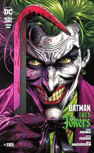[ECC] DC VERTIGO, Black Label y otros - Página 9 Batman86