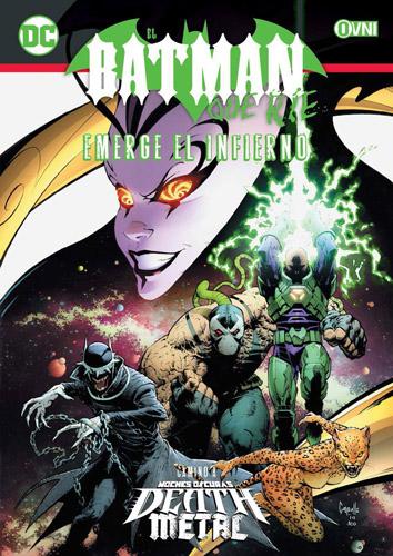 [OVNI Press] DC Comics Batman93
