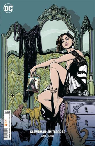 [ECC] UNIVERSO DC - Página 5 Catwom10