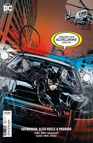[ECC] UNIVERSO DC - Página 5 Catwom11