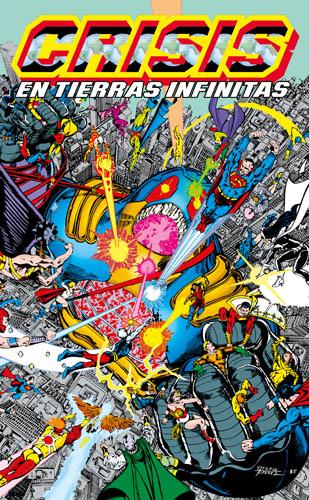 [ECC] UNIVERSO DC - TOMOS RECOPILATORIOS Crisis14