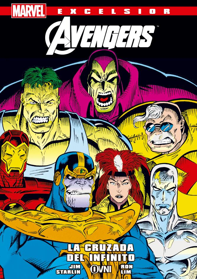 [OVNI Press] Marvel Comics y otras - Página 8 Cruzad10