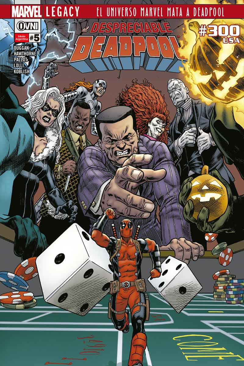 [OVNI Press] Marvel Comics y otras - Página 8 Despre14