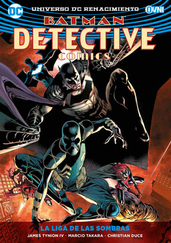 [OVNI Press] DC Comics Detect12