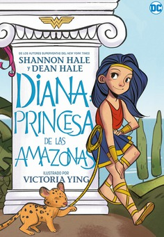 [Editorial Hidra] DC Kids Diana_10