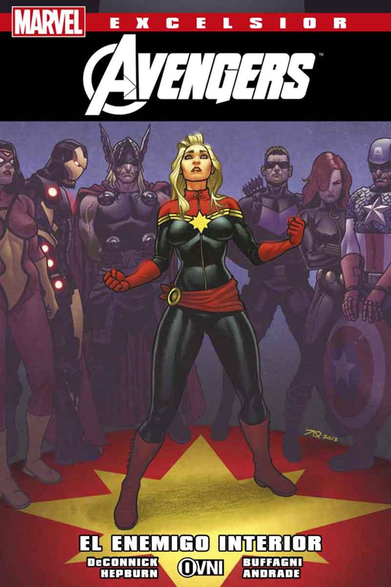 [OVNI Press] Marvel Comics y otras - Página 9 Enemig10