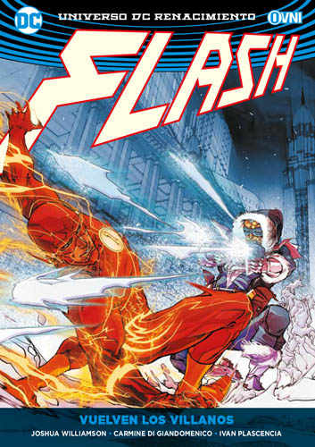 [CATALOGO] Catálogo OVNI Press / DC Comics Flash_13