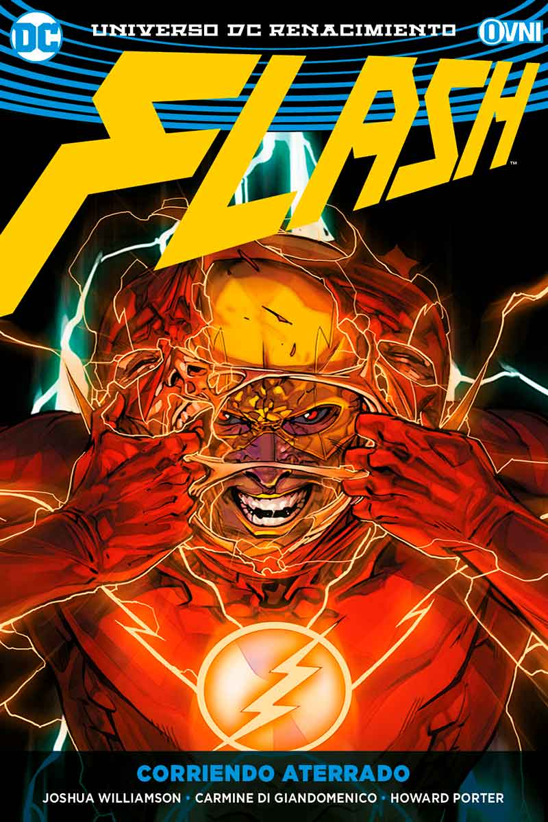 [CATALOGO] Catálogo OVNI Press / DC Comics Flash_15