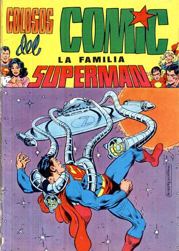 [Valenciana, Vértice, Bruguera] DC Comics Fs00210