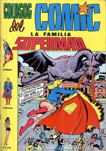 [Valenciana, Vértice, Bruguera] DC Comics Fs00310