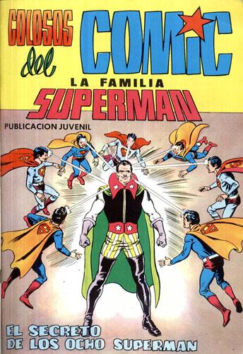 [Valenciana, Vértice, Bruguera] DC Comics Fs00510