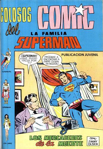 [Valenciana, Vértice, Bruguera] DC Comics Fs00610