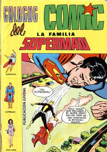 [Valenciana, Vértice, Bruguera] DC Comics Fs00710