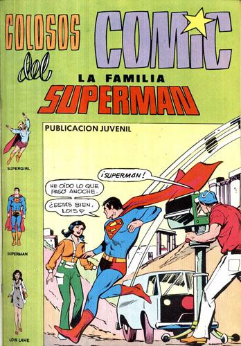 [Valenciana, Vértice, Bruguera] DC Comics Fs00810