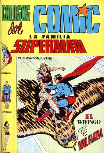 [Valenciana, Vértice, Bruguera] DC Comics Fs00910