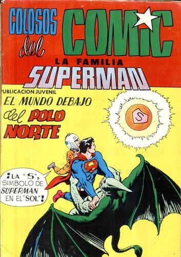 [Valenciana, Vértice, Bruguera] DC Comics Fs01010