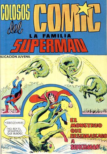 [Valenciana, Vértice, Bruguera] DC Comics Fs01110