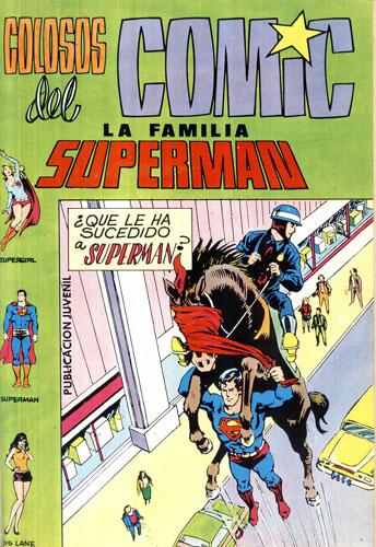 [Valenciana, Vértice, Bruguera] DC Comics Fs01210