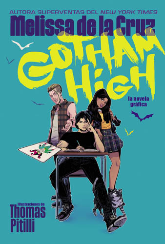 [Editorial Hidra] DC Kids Gotham14