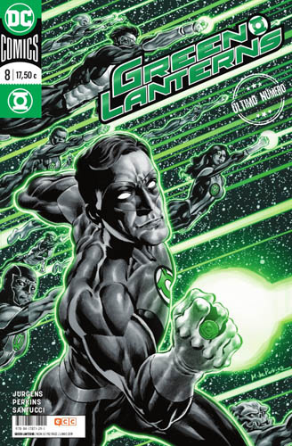 [CATALOGO] Catálogo ECC / UNIVERSO DC - Página 18 Green_12