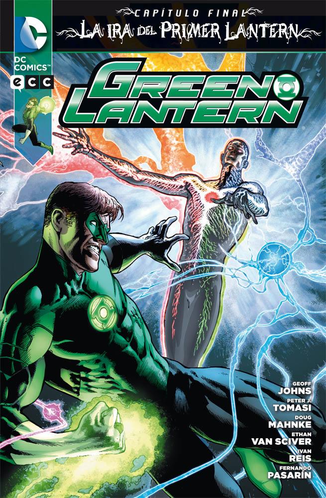 [ECC Sudamerica] DC Comics Green_44