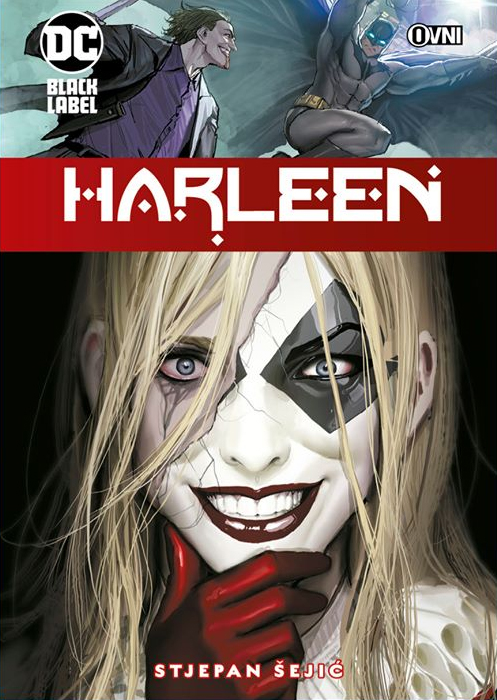 1000 - [OVNI Press] DC Comics Harlee11