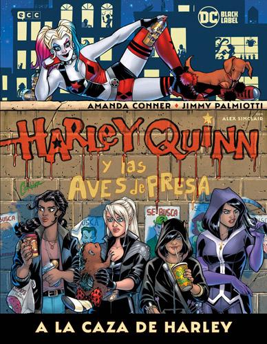 [ECC] DC VERTIGO, Black Label y otros - Página 10 Harley21