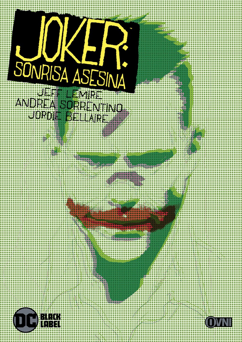 [OVNI Press] DC Comics - Página 2 Joker10